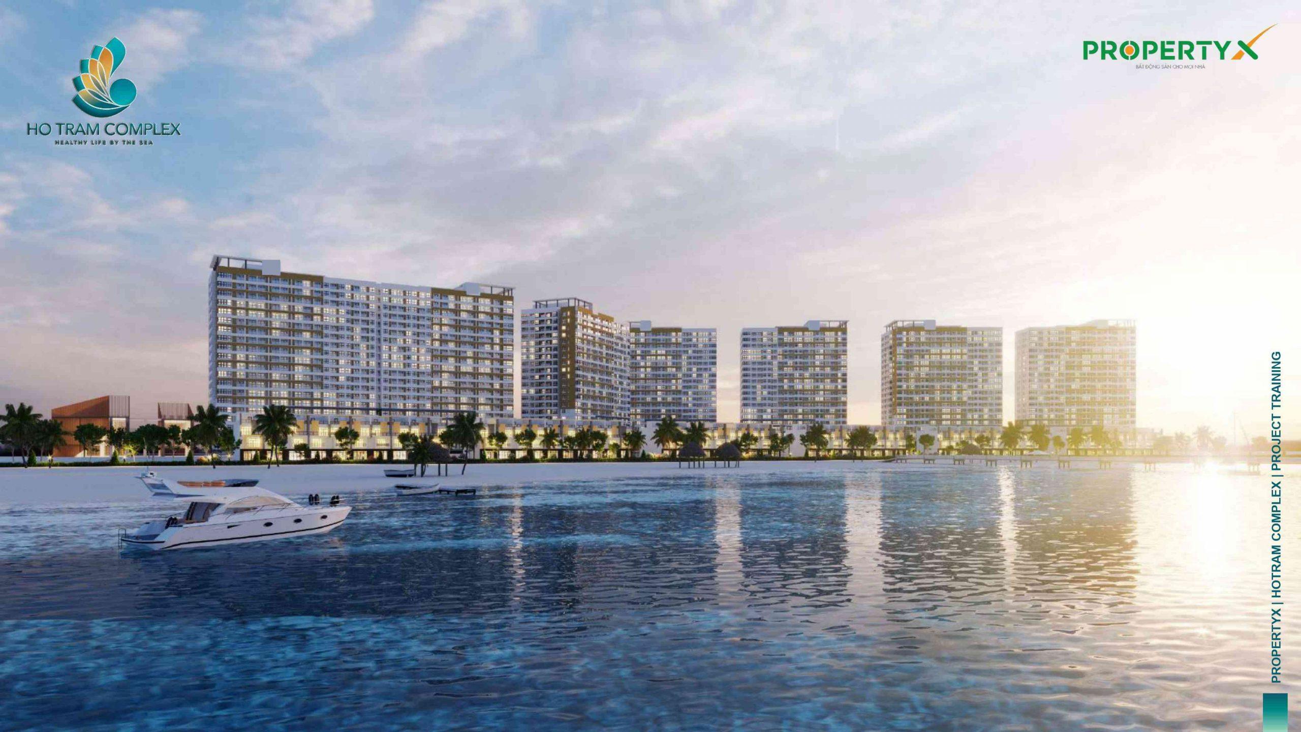 CĂN HỘ 5* HỒ TRÀM COMPLEX I HƯNG THỊNH I căn hộ biển sở hữu lâu dài